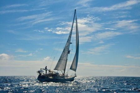 Maui Sailing Charters on board the Kainani